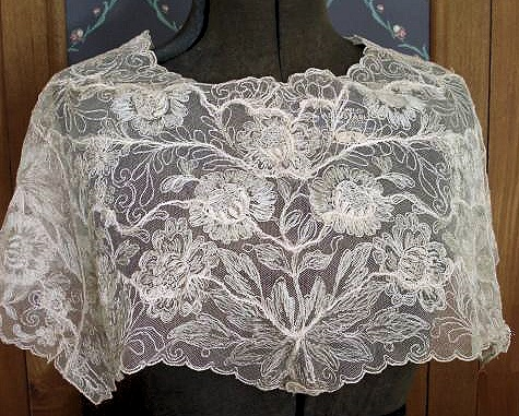 Antique Lace Collars