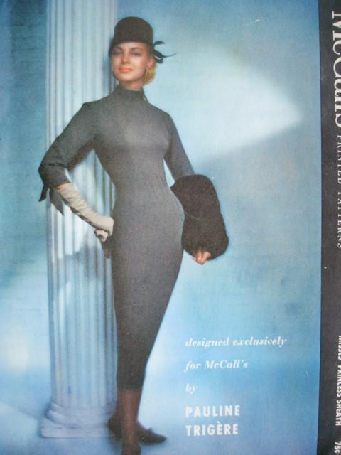 Vintage 1950s Sewing Patterns