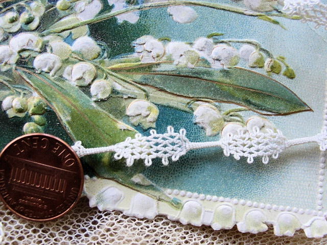 VICTORIAN LACE TRIM PERFECT FOR DOLLS HEIRLOOM SEWING PROJECTS