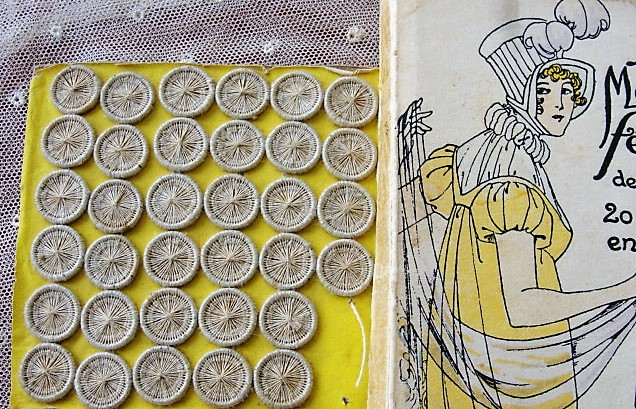 RARE Antique Victorian DORSET Buttons Lovely Never Used Condition Perfect For Doll Clothes Victorian Clothing Repairs Button Collector